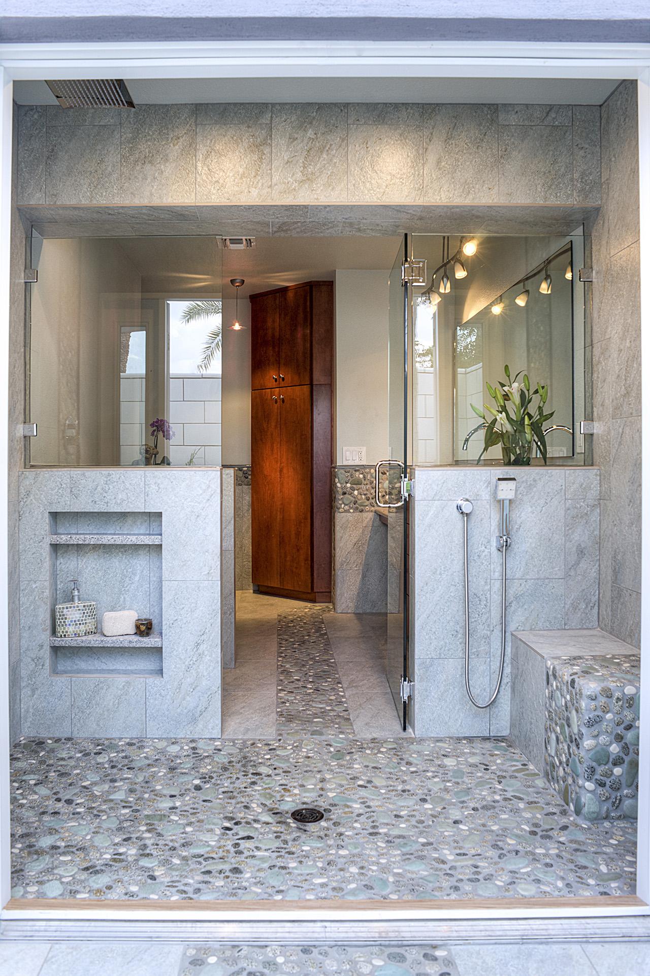 allure designs  master bathroom design